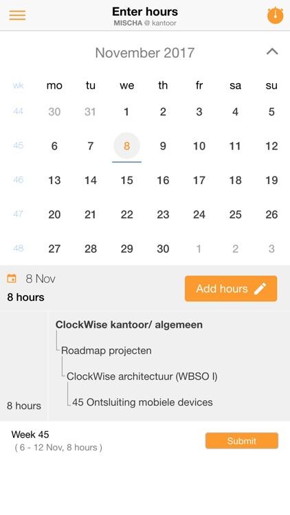ClockWise (english version)