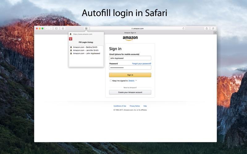 Screenshot #4 for iPassSafe - Password Safe