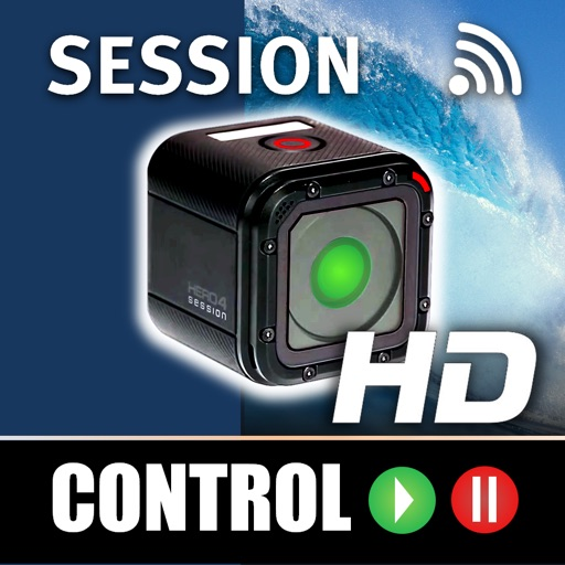 Control for GoPro Session