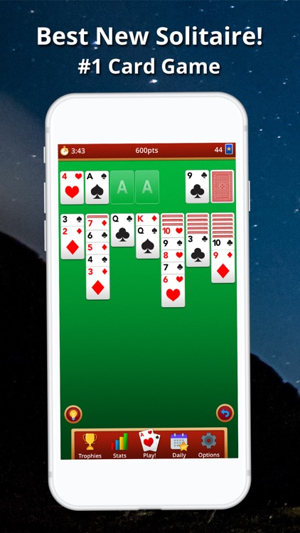 Solitaire+؜ screenshot-0