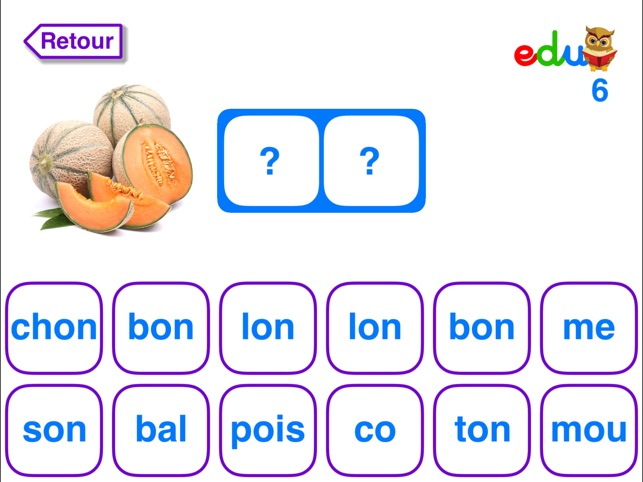 Apprendre à Lire - Syllabique