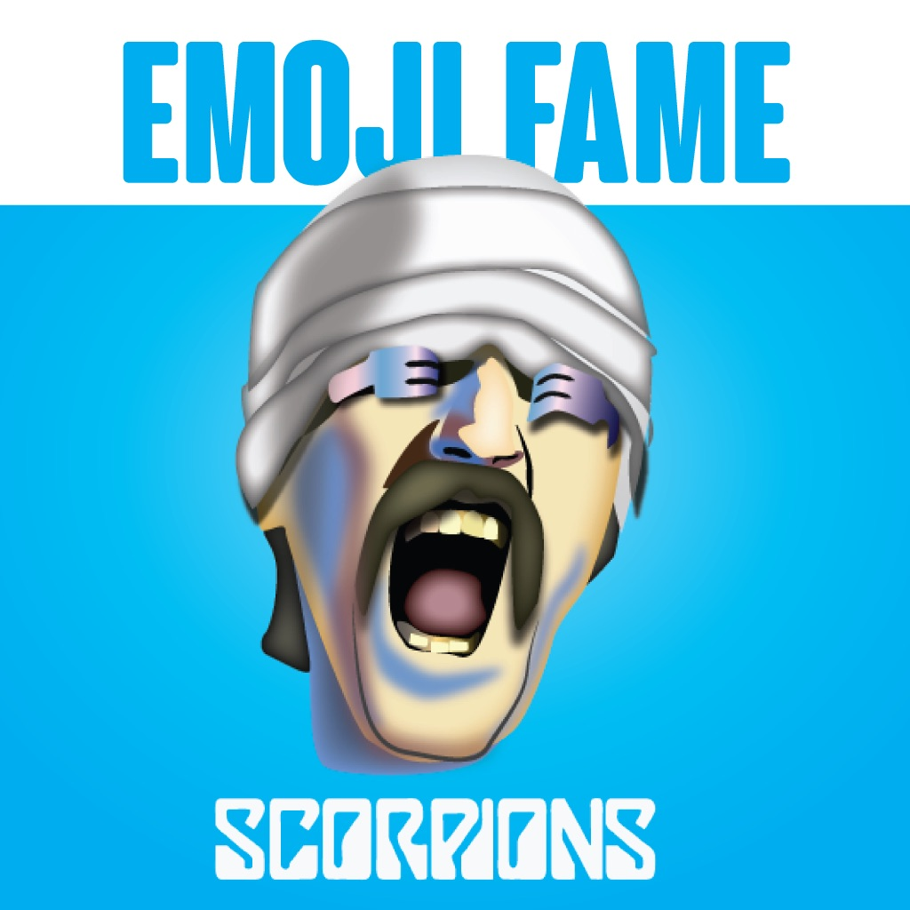 Scorpions by Emoji Fame App Data & Review - Stickers - Apps
