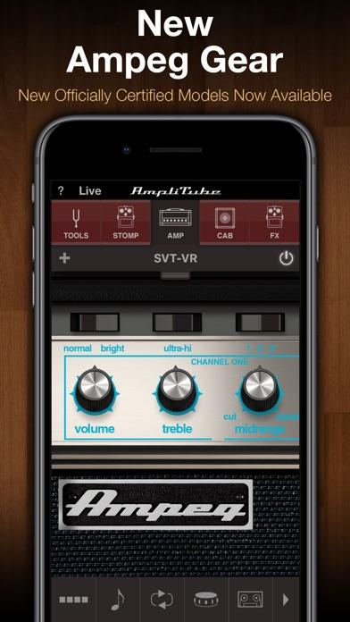Screenshot #2 pour AmpliTube