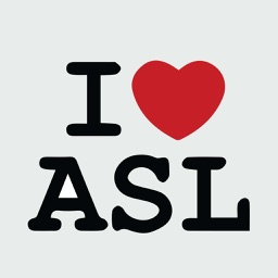 ASL Love Sticker Pack