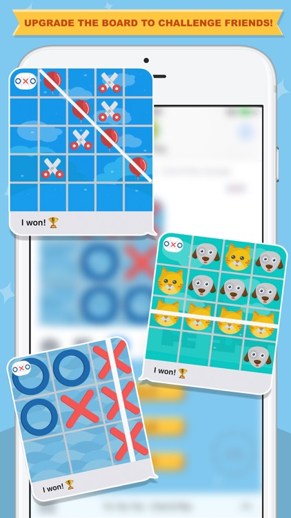 Tic Tac Toe - Chat & Play