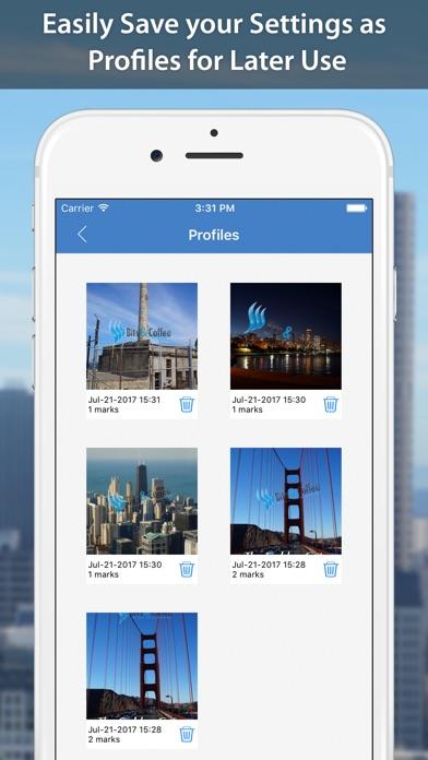 PhotoMarks - Watermark Photos Screenshots