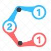 つなげるパズルConnect-暇つぶし脳トレゲーム - iPhoneアプリ