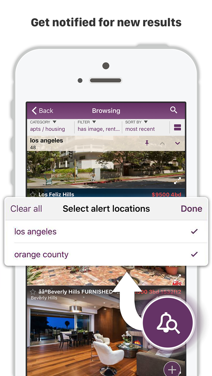 CPlus for Craigslist Screenshot