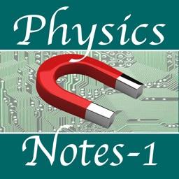 Physics Notes .