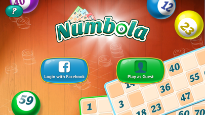 Numbola Housie - 90 ball bingo screenshot one