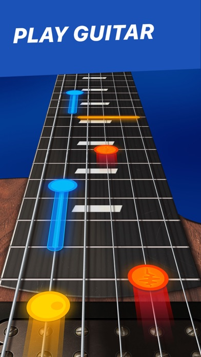 Image of Guitar Play - Games & Songs for iPhone