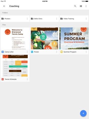 Google Drive – хранилище Скриншоты7
