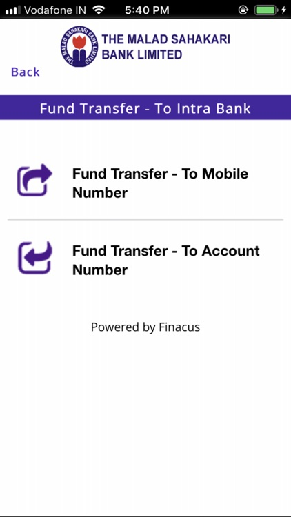 Malad Bank Mobile Banking screenshot-5