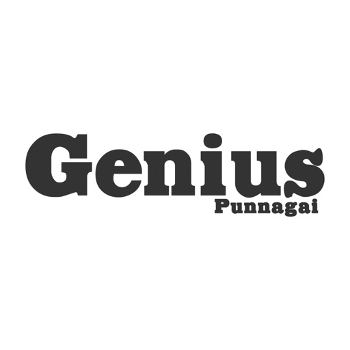 Genius Punnagai icon