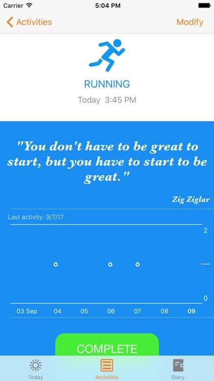 MotivateMe - Your Motivation
