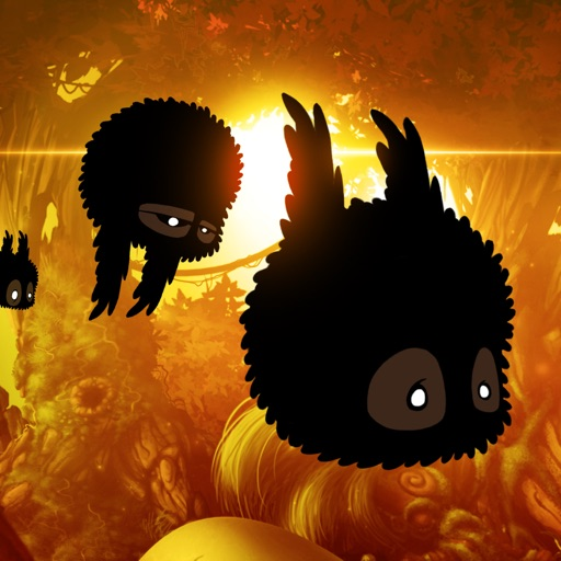 BADLAND app for iphone