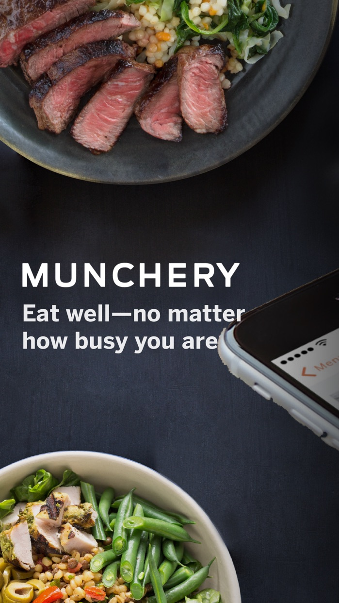 Munchery - Fresh Food Delivery Screenshot