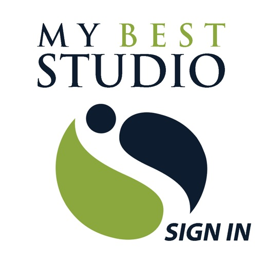 My Best Studio Sign In