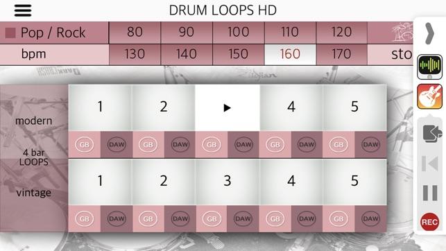 Drum Loops HD