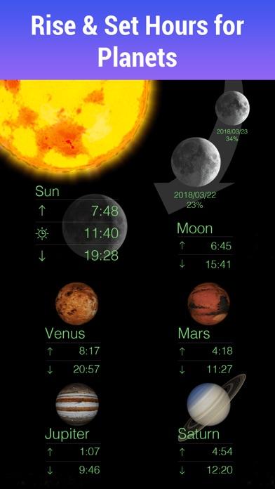 Star Walk - 5 Stars Astronomy Guide Screenshot 6