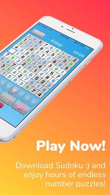 Sudoku :) screenshot-3