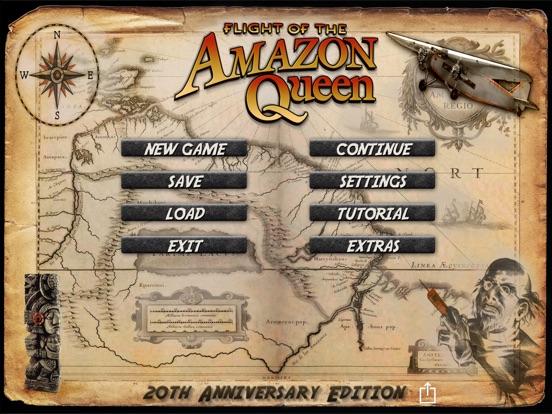 Flight of the Amazon Queen Screenshots
