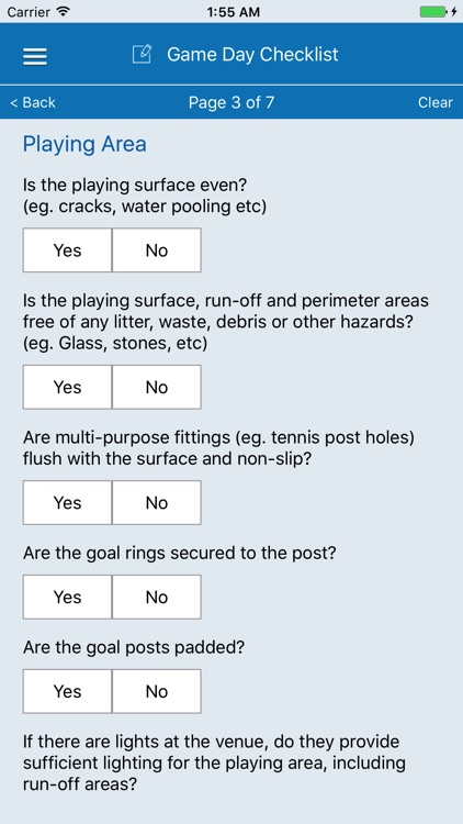 Netball Game Day Checklist screenshot-4