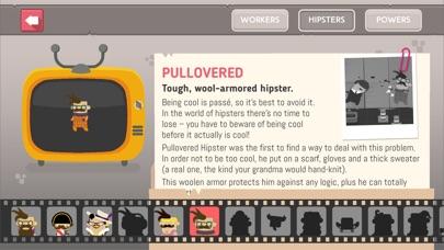 Hipster Attack Screenshots