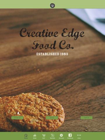 Creative Edge Retail App - náhled