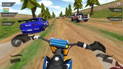 泥 ラリーオートバイ: ダートバイク レーシングのおすすめ画像5