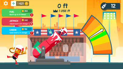 Johnny Jetpack screenshot 1