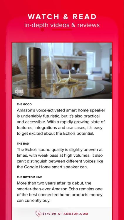 CNET: Best Tech News & Reviews screenshot-3