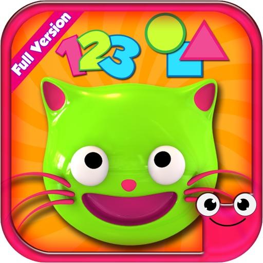 Preschool EduKitty-Kids Games