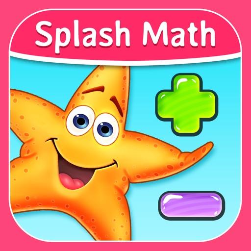 1st Grade Math Learning Games application logo