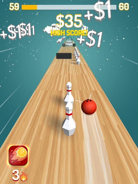 Infinite Bowling!