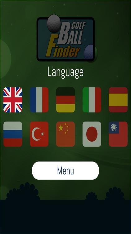 Golf Ball Finder screenshot-3