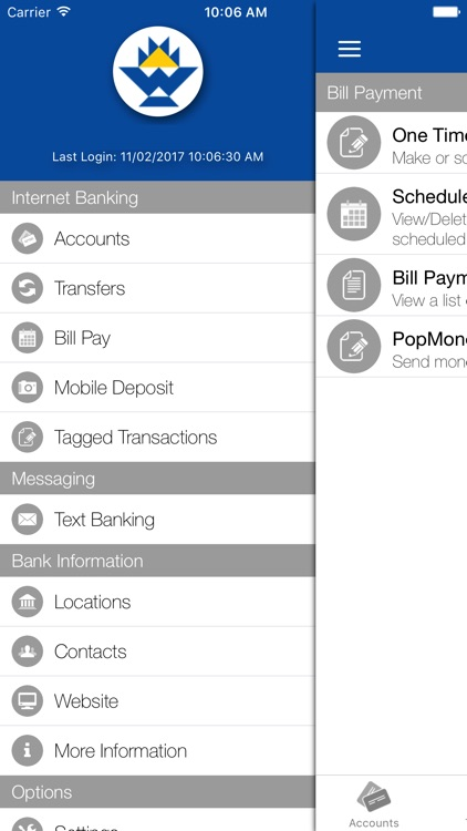 Whitaker Bank Mobile screenshot-4