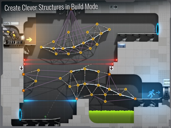 Screenshot #4 for Bridge Constructor Portal
