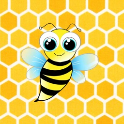 Honey Bee Stickers: Buzz Buzz!