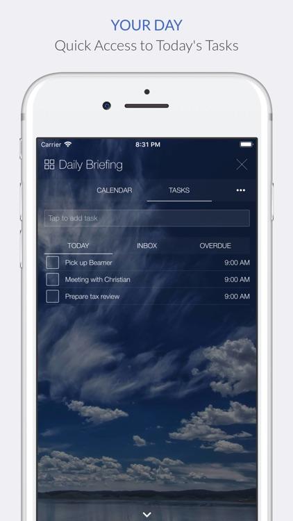Organize:Pro Cloud Tasks screenshot-3