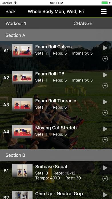 Zen Body screenshot three