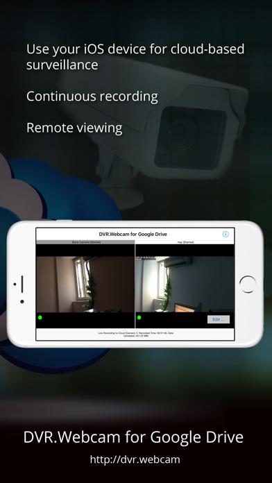 点击获取DVR.Webcam for Google Drive