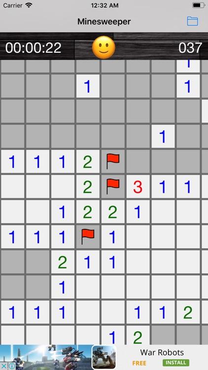Minesweeper - Classic Windows