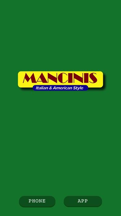 Mancinis Italian Screenshot
