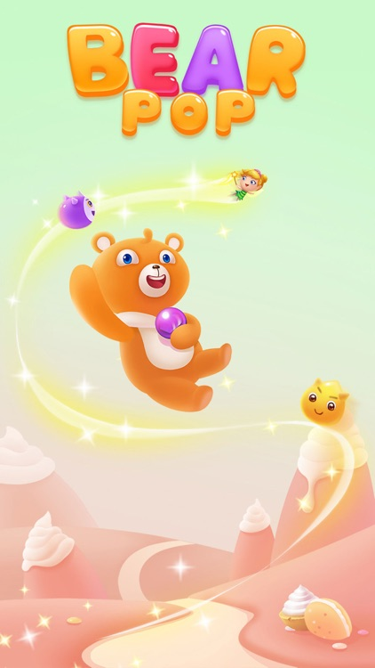 Bear Pop - Bubble Shooter Game screenshot-4