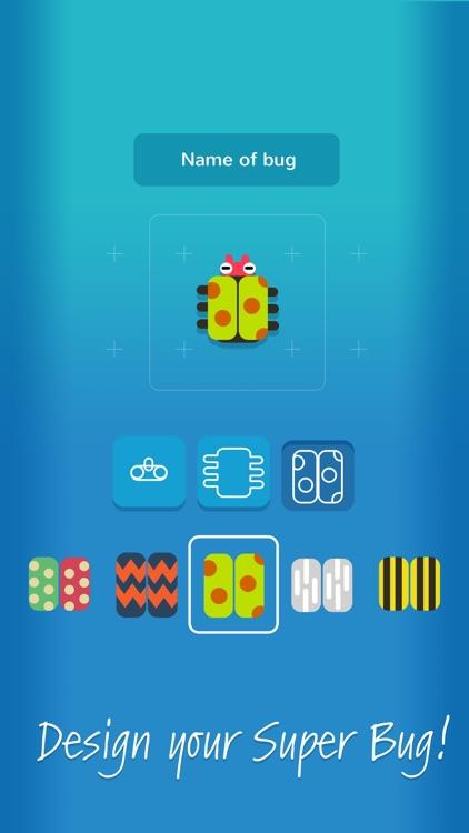 Buggs! Smash arcade! screenshot-4