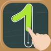 Zahlen schreiben - Lernen 123