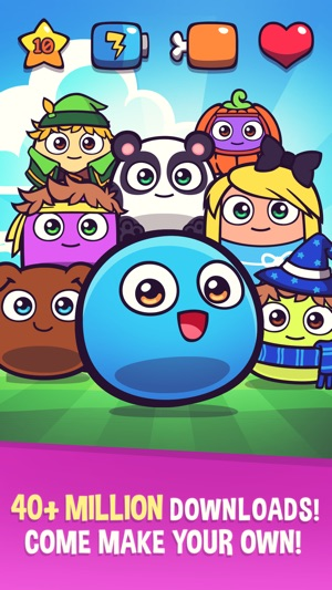 My Boo Virtual Pet Mini Game On The App Store
