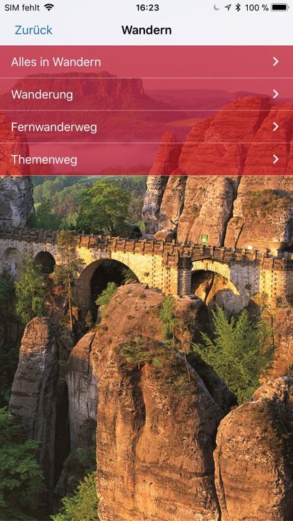Tourplaner Sächsische Schweiz