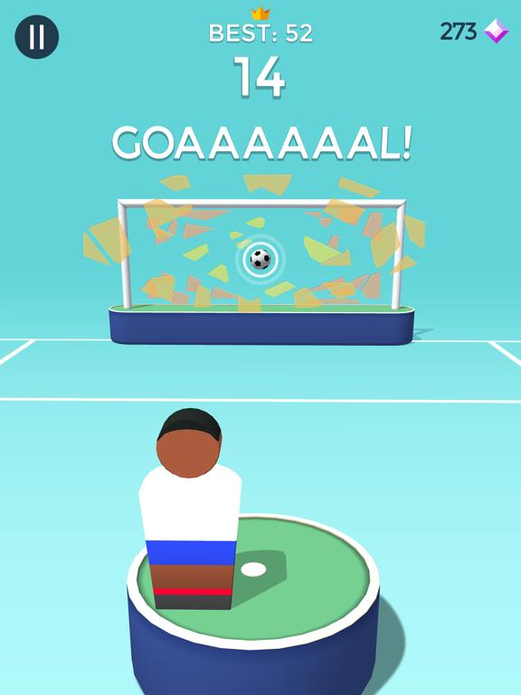 Pop Shot! Soccer screenshot 8